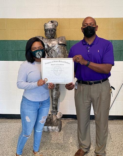 Makayla Richardson Award of Excellence
