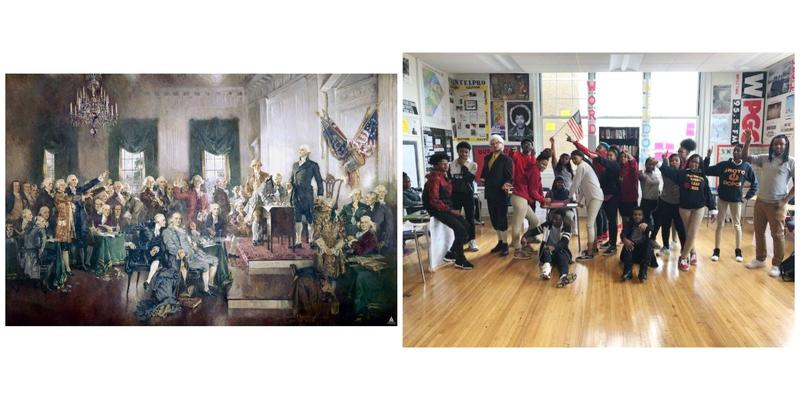 History Scholars Reenact Constitutional Convention Thumbnail Image