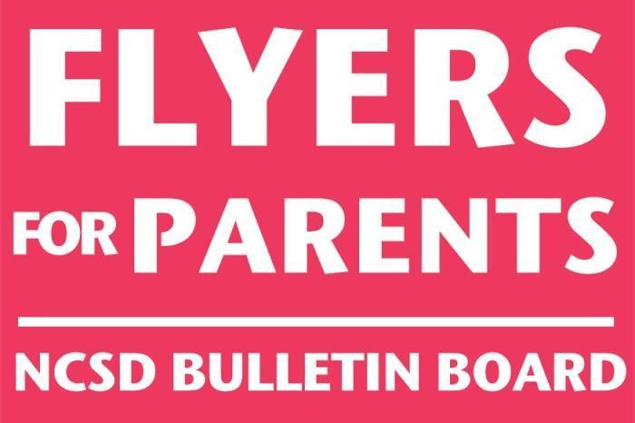 NCSD Bulletin Board graphic