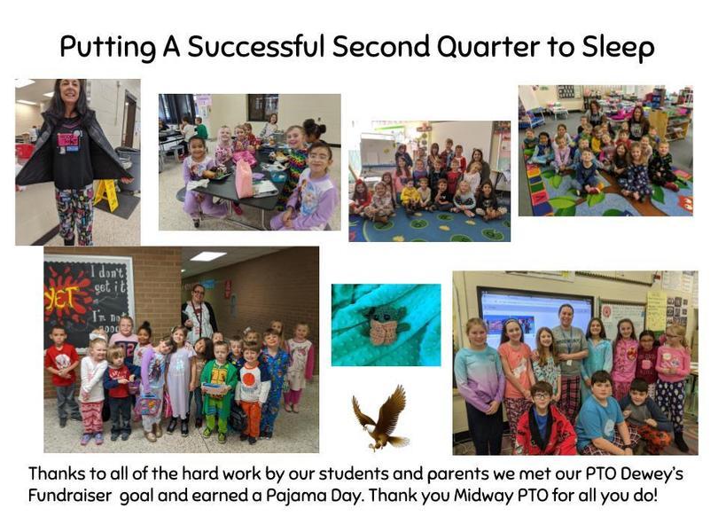 PTO Fundraiser Pajama Day