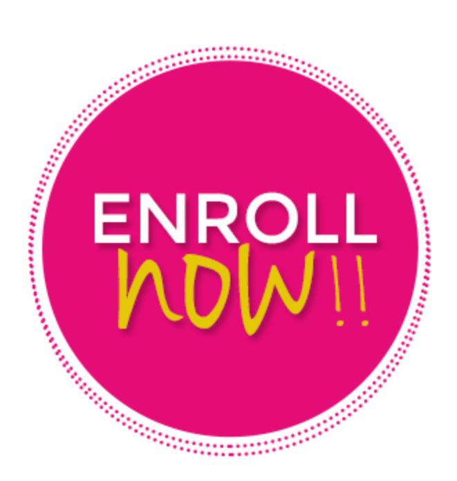 Enroll Now!!