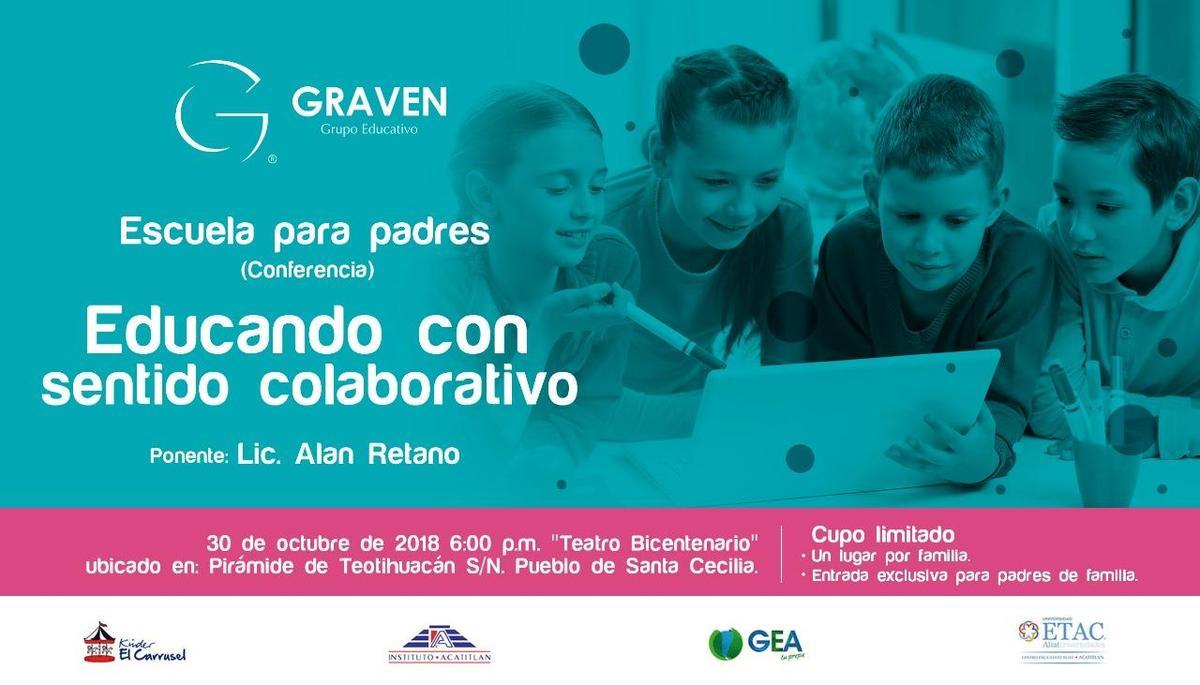 Conferencia para padres: