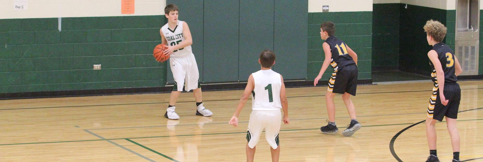 Boys basketbal
