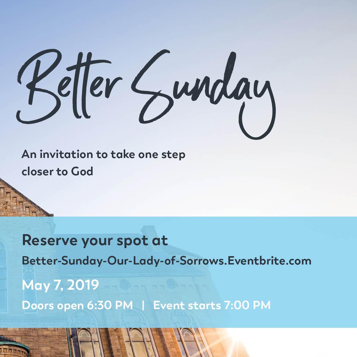 Better Sunday