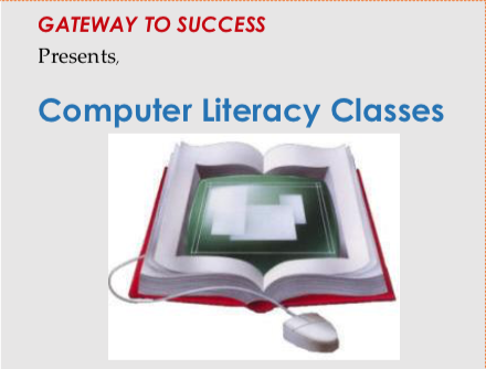 Computer Literacy Classes Featured Photo