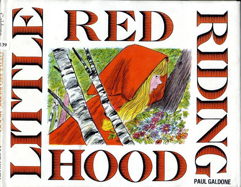 Little Red Riding Hood by Paul Galdone