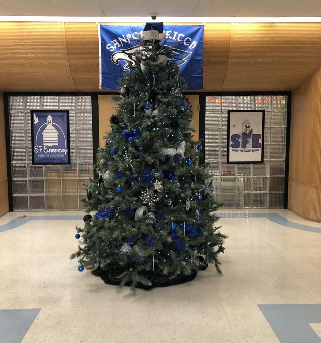 Christmas at SFE!
