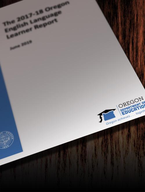 017-18 Oregon English Language Learner Report