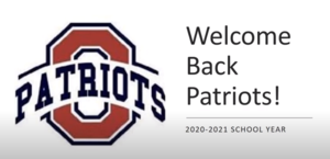 OHS Welcome!