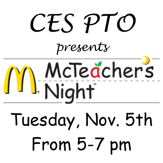 PTO McTeacher Night Featured Photo