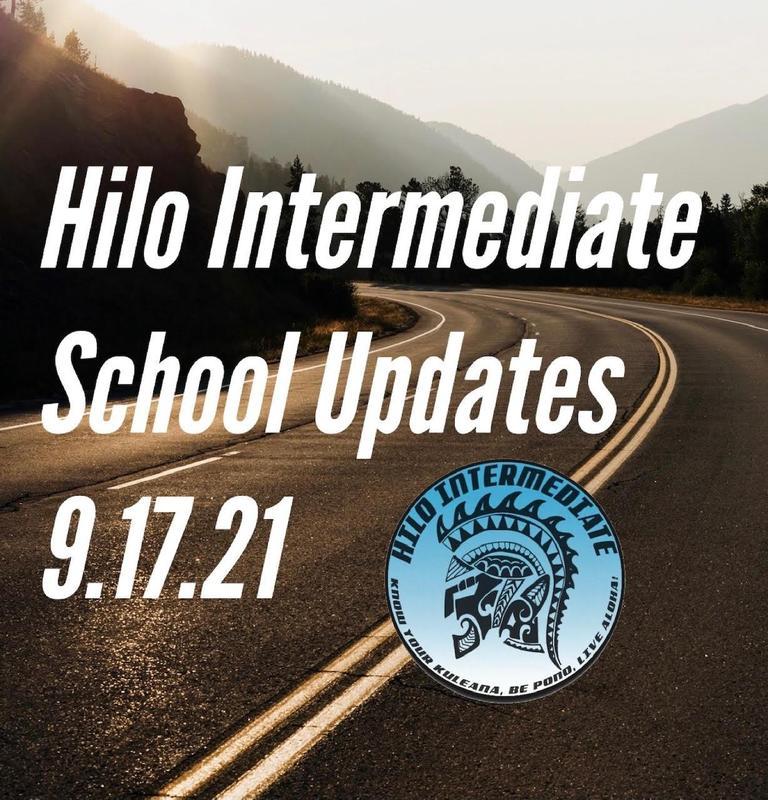 Hilo Inter Updates 9.17.21 Featured Photo