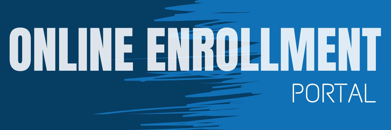 online enrollment portal