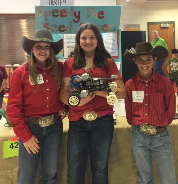 Mason Jr. High Robotics - Take top honors at competition! Featured Photo