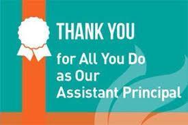 Happy Assistant Principals Week! Thumbnail Image