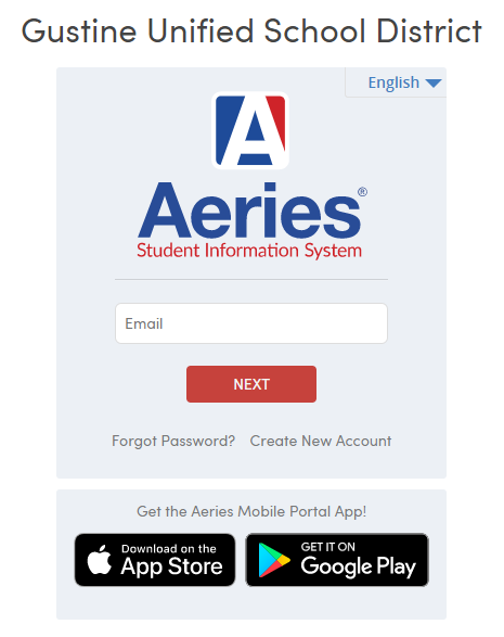 Aeries for Students
