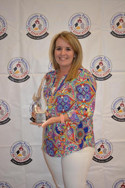 2019 CPIE Volunteer of the Year - Kristin Rothrock