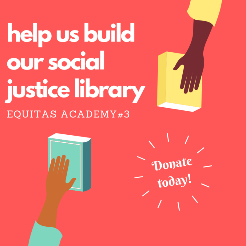 Support our Social Justice Library Featured Photo