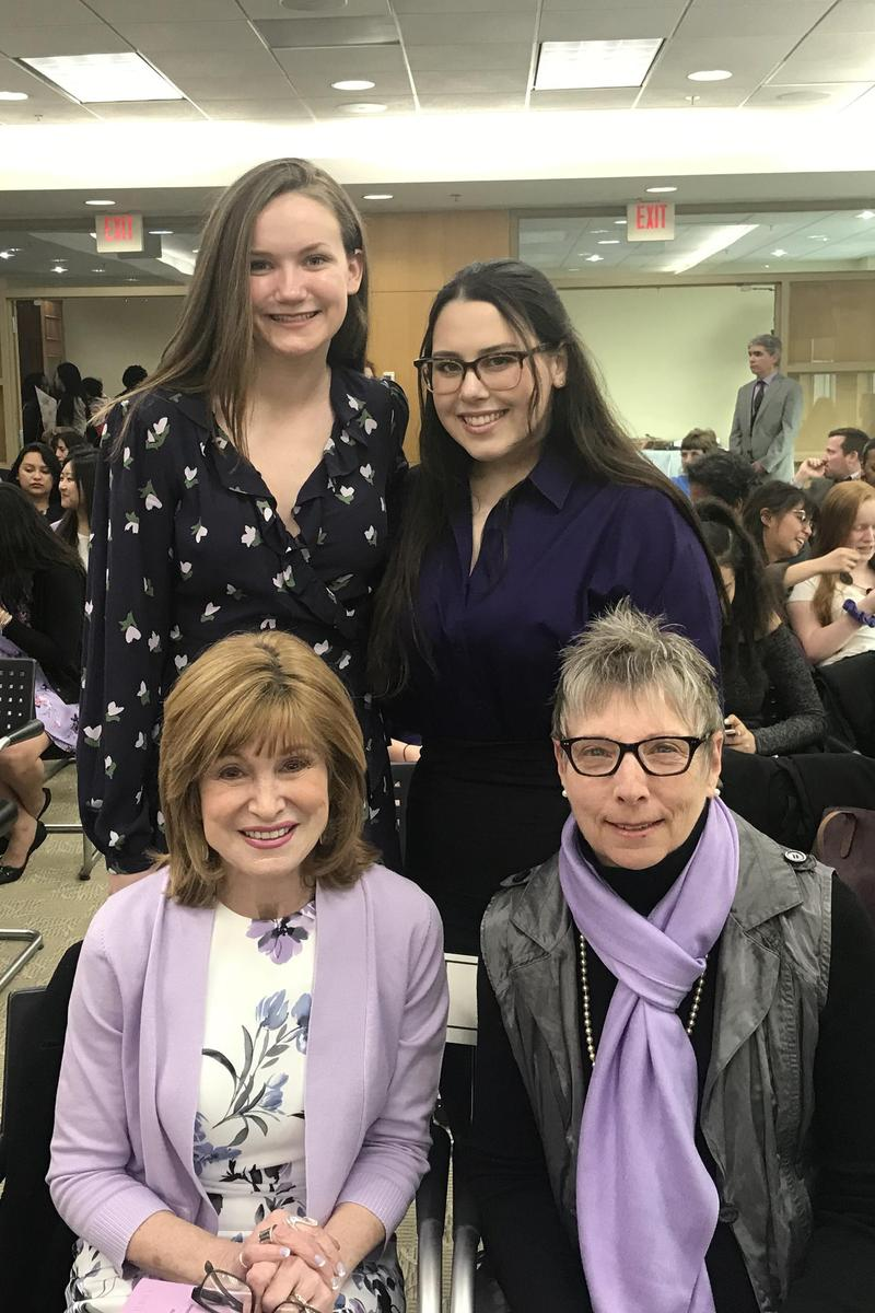 Ms. Chelotti and Dr. Kenney Selected as COSW 2019 Women's History Month Honorees Thumbnail Image