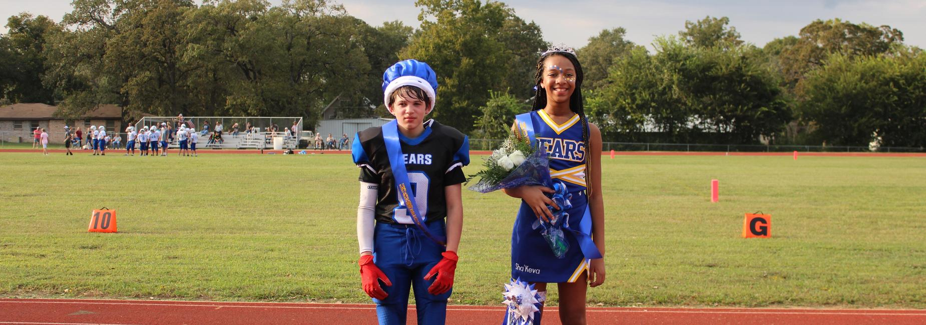 Hoco King and Queen 2020
