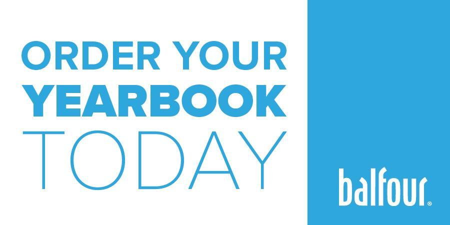 Order Your Yearbook Now