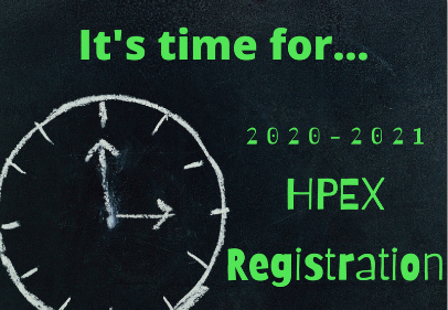 HPEX Registration for Current 6th & 7th Grade Students Thumbnail Image