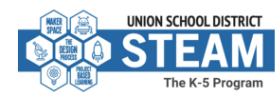 USD STEAM Logo