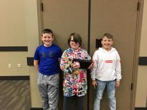 FCES 5th Grade Representatives of the Upshur County Math Field Day