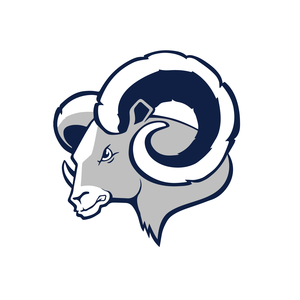 The new official Penns Valley Ram, designed by 1989 Penns Valley graduate Alex Bierly.