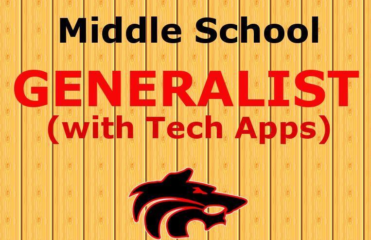 Generalist Tech Apps
