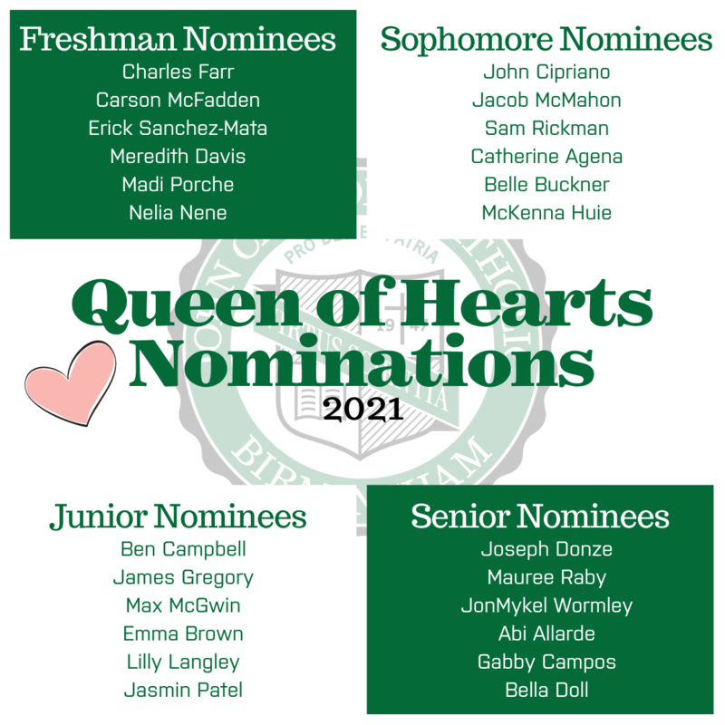 2021 Queen of Hearts Nominations! Featured Photo