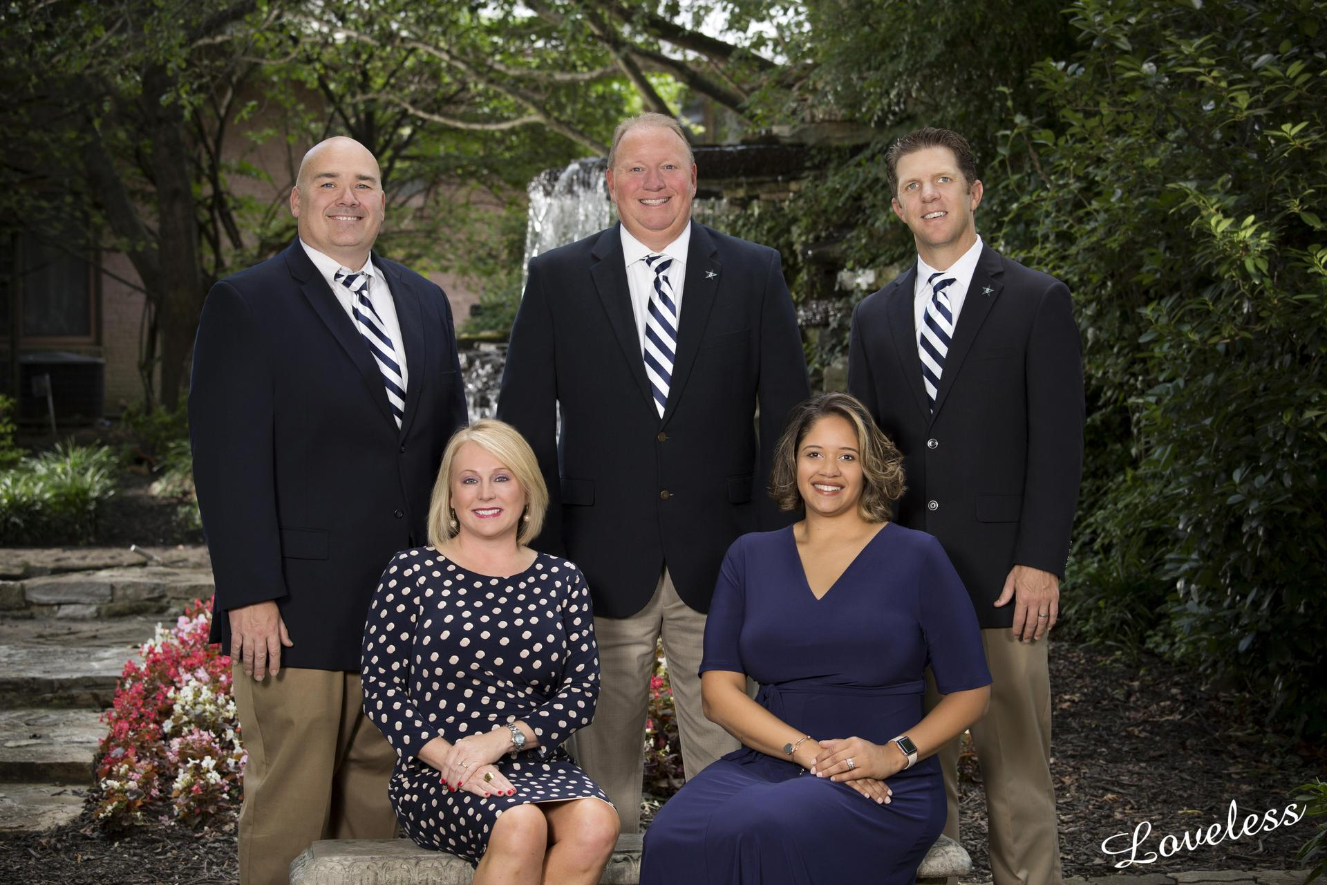Siegel Administration 19-20