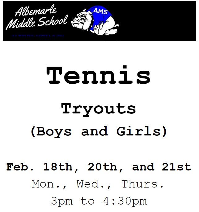 Tennis Tryouts Featured Photo