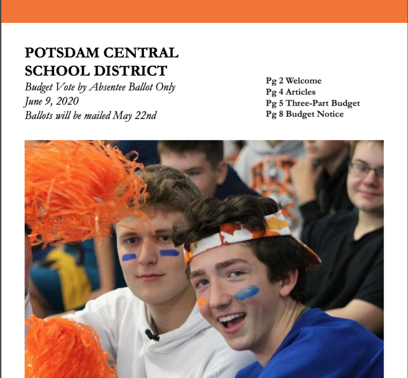 2020 Budget Newsletter and BOE Candidate Information Featured Photo