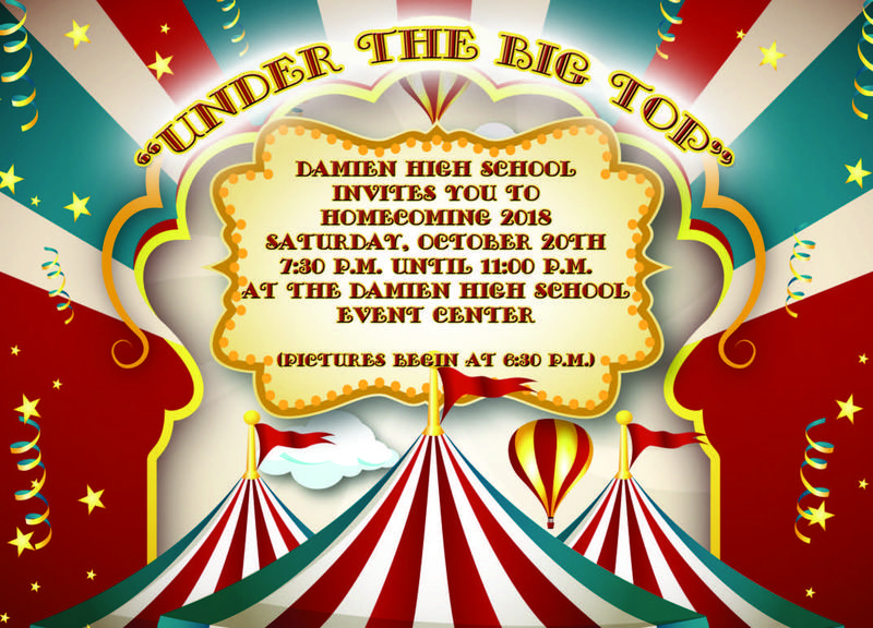 Homecoming 2018: Under The Big Top Featured Photo