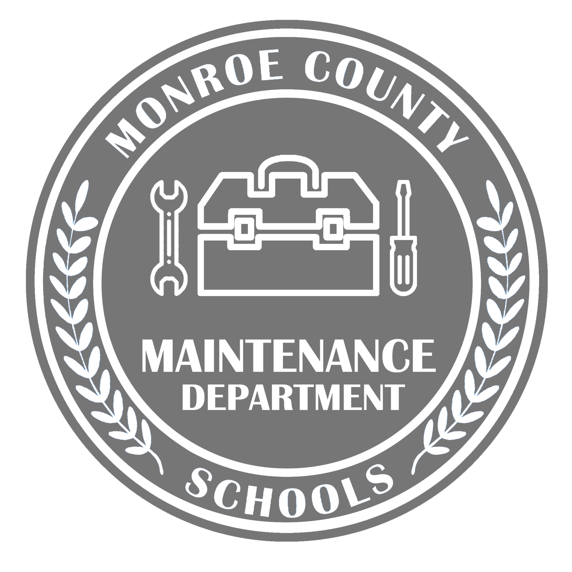 Monroe County Schools Maintenance Logo