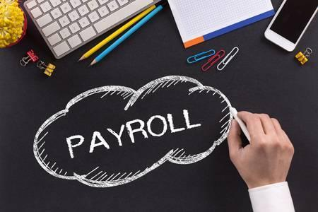 Payroll graphic