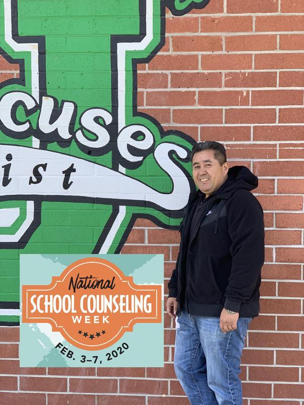 Luis Sanchez, Counselor