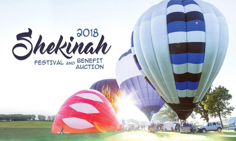 2018 Shekinah Festival