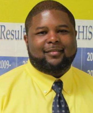 Eric Jackson, Principal Natchez High School