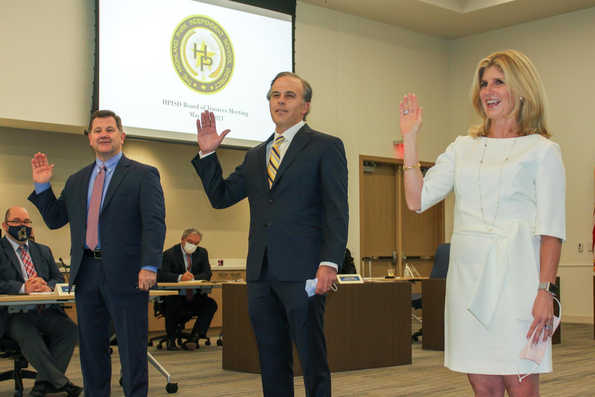 Oath of Office 2021