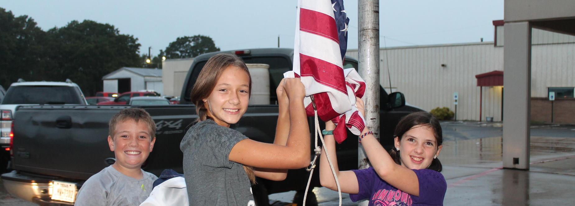 Flag Duty
