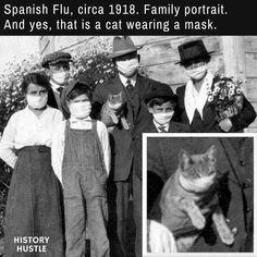 Americans deal with Spanish Flu Epidemic