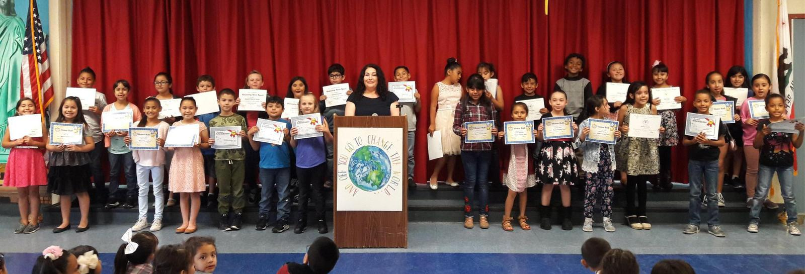 Westmont honor roll students