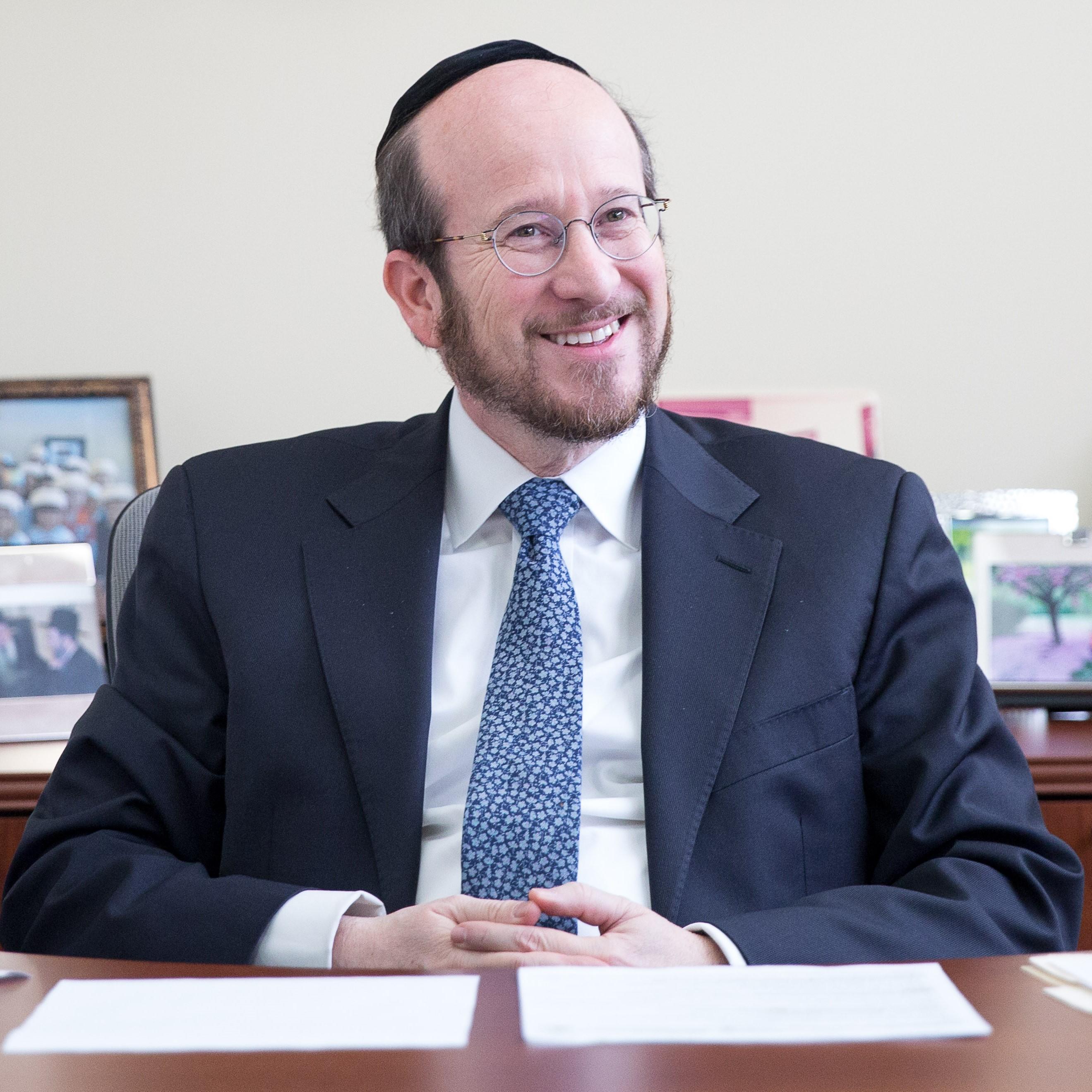 Rabbi Simcha Dessler's Profile Photo