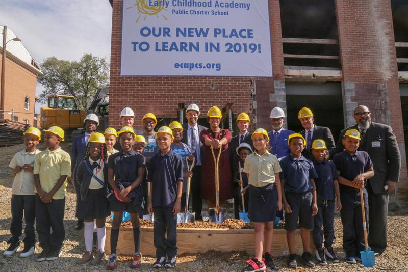 Early Childhood Academy Breaks Ground Featured Photo