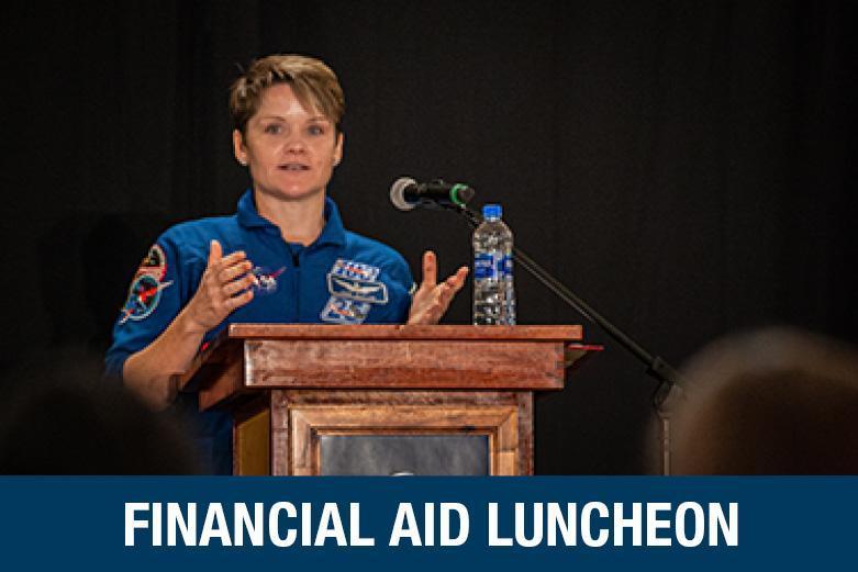 Financial Aid Luncheon