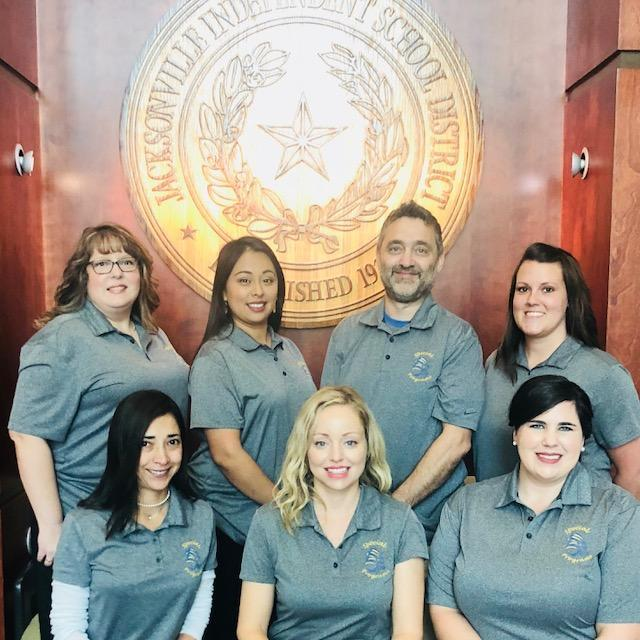 picture of the Programs team for JISD