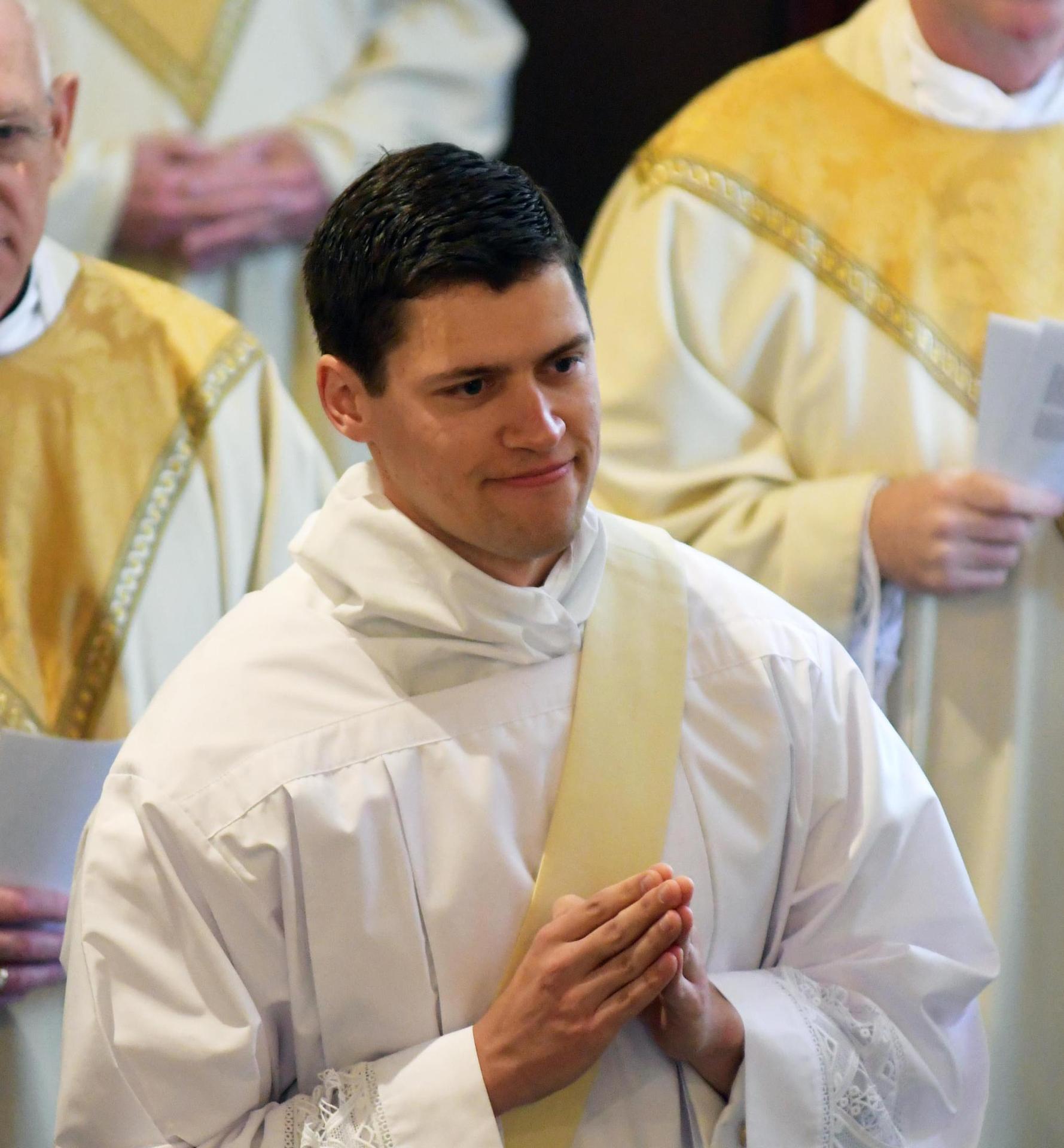 Fr. David Harris