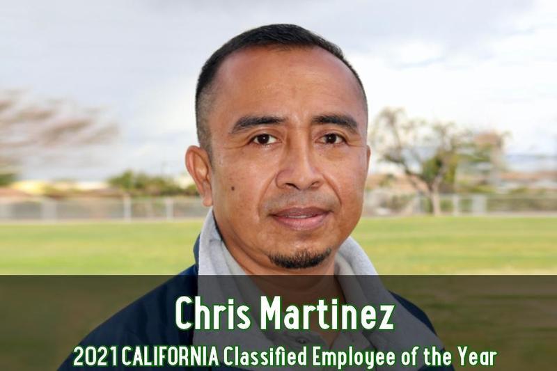 Chris Martinez Headshot