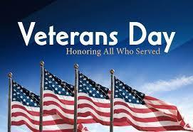 Veterans Day Programs scheduled for Bertram Elementary and R. J. Richey Elementary Thumbnail Image